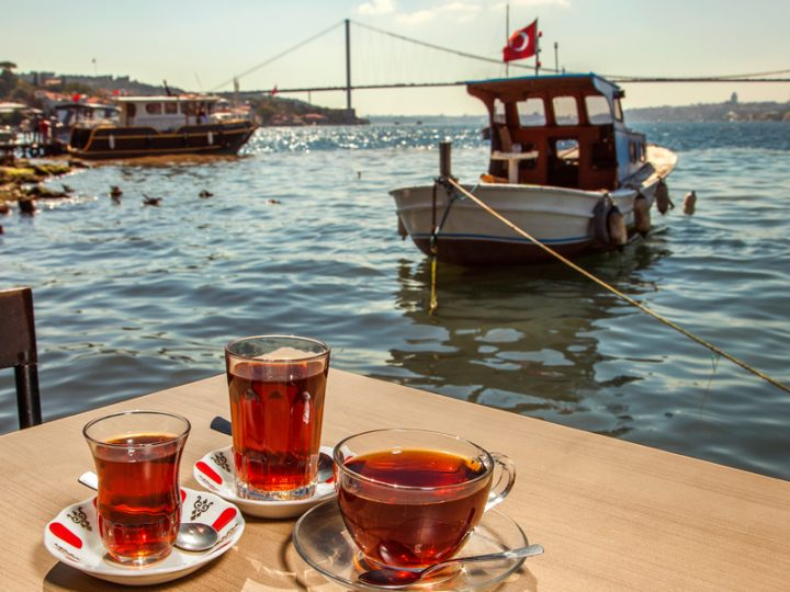 İstanbul'un En Güzel Çay Bahçeleri: Manzaraları Yeter!
