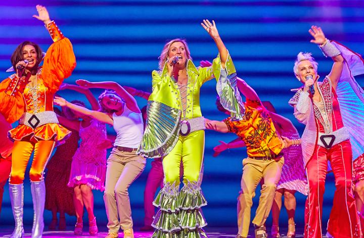 Mamma Mia! Broadway'in En İyi Müzikallerinden!