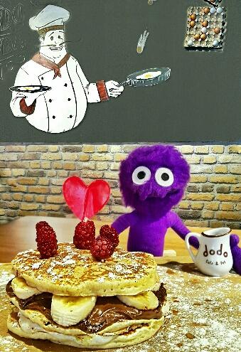 Kadıköy'deki En İyi Yemek ve Kahvaltılardan: Dodo Cafe Moda: