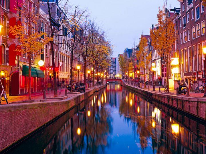 Amsterdam'da Mutlaka Yapılması Gereken 10 Şey