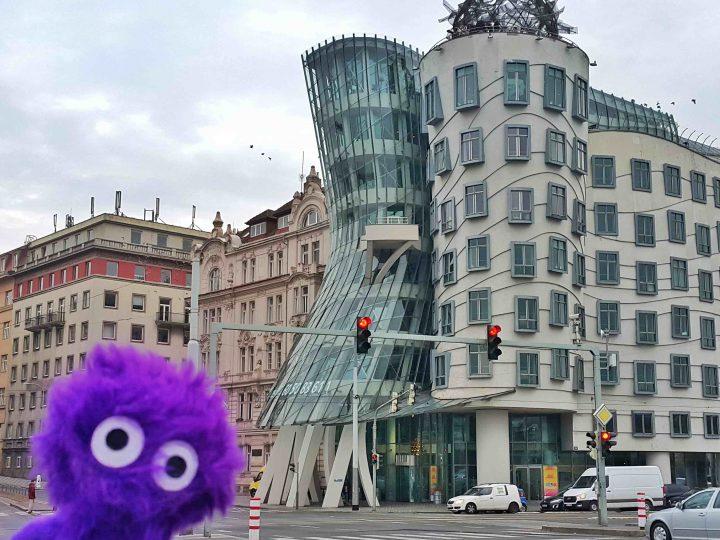 Dans Eden Ev: Prag'ın Modern Mimarisi